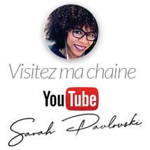 Suivre Sarah Pavlovski sur Youtube