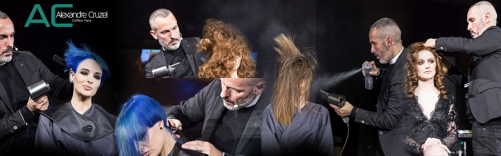 les formations coiffure Alex Cruzel