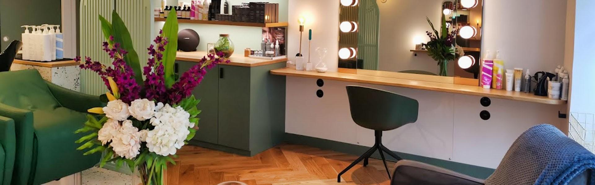 salon de coiffure du 1er arrondissement à Paris